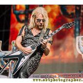 Judas Priest  a Firenze Rocks 2018, 17 giugno 2018