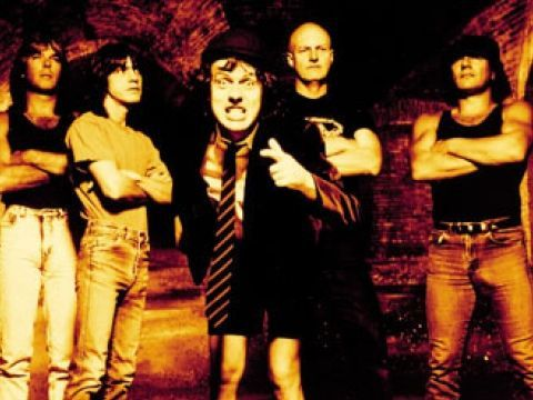 AC/DC headliner al grande festival Download