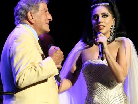 Lady Gaga e Tony Bennett: ecco 'I can't give you anything but love' - AUDIO