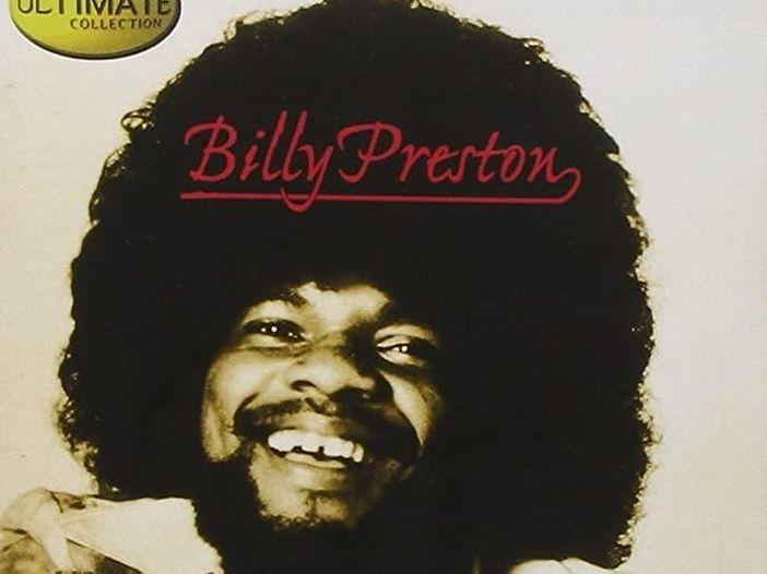 Billy Preston, un ricordo del grande tastierista