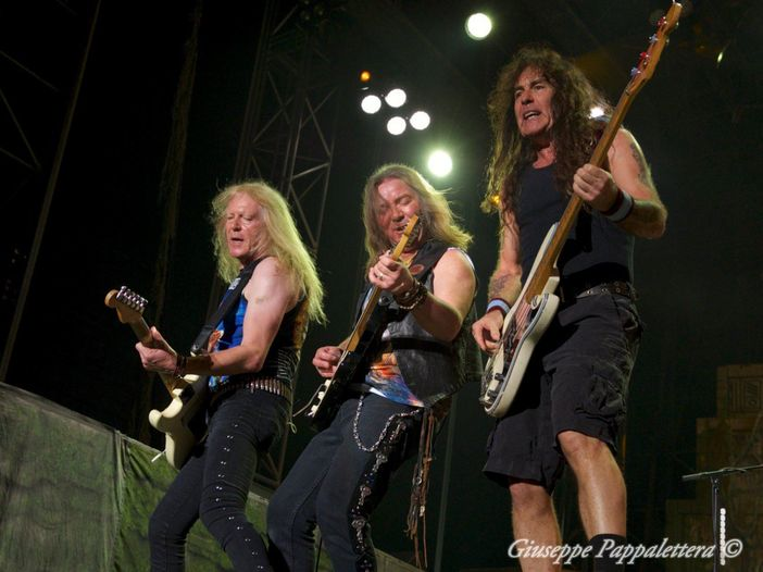 """Nicko McBrain (Iron Maiden): """"Ho un problema al legamento del polso, prima di ogni concerto devo scaldarmi perché sono un vecchio idiota"""""""