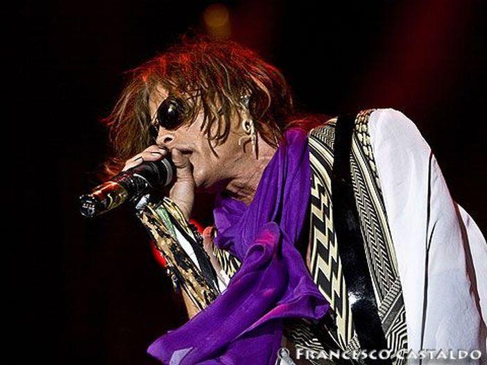 'Rock for the rising Sun', pronto il DVD degli Aerosmith