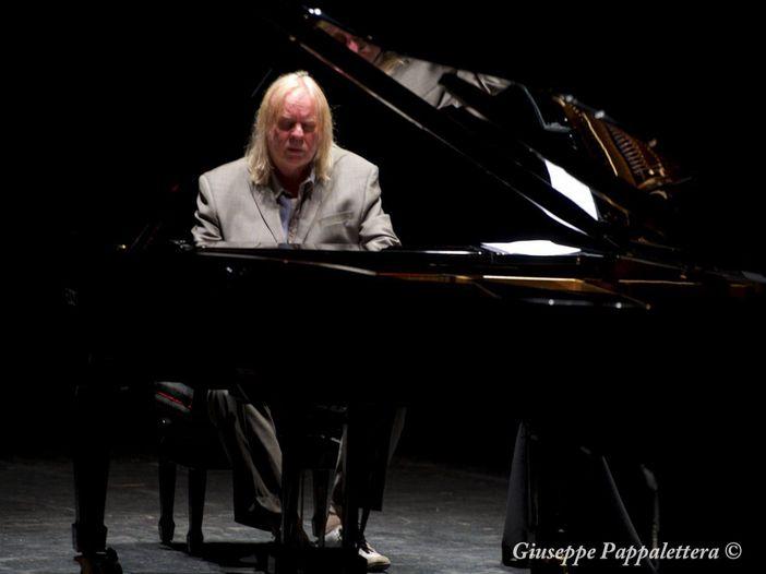 Concerti, Rick Wakeman a maggio in Italia