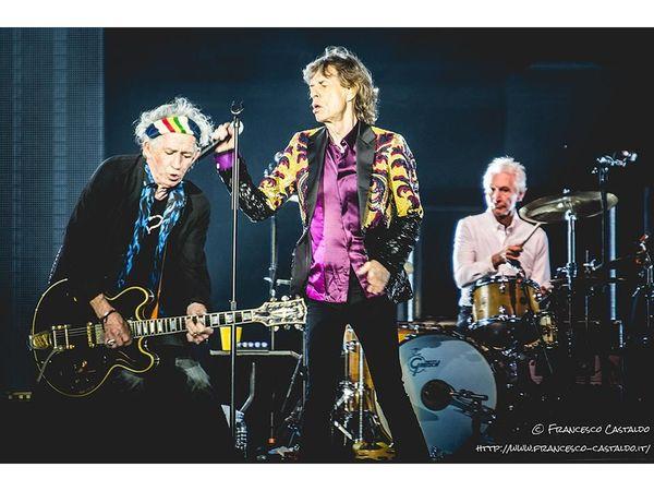 Rolling Stones a Lucca, la scaletta del concerto