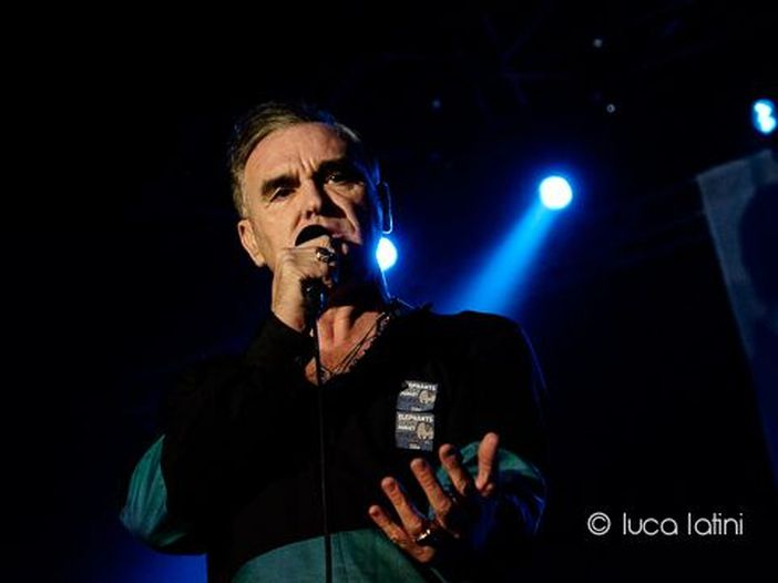 Concerti, Morrissey: una data a Napoli in ottobre