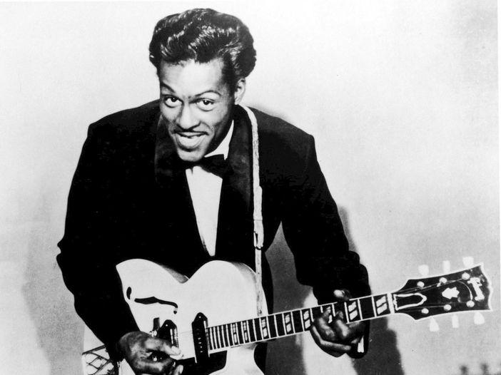 I fan danno l'estremo saluto a Chuck Berry - FOTO