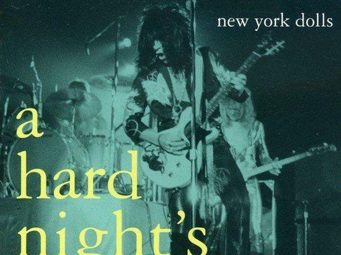 New York Dolls, il meglio dei primi due album