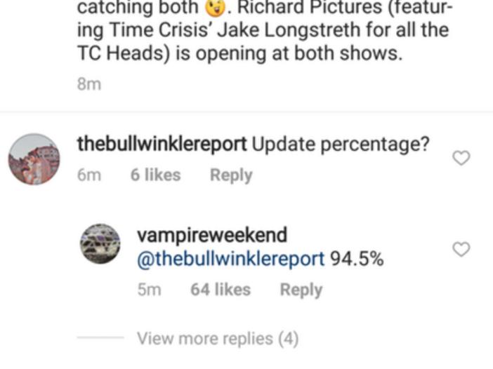 Vampire Weekend: sono iniziati i lavori per il nuovo disco? - FOTO