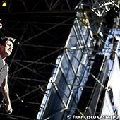 25 Giugno 2011 - Sonisphere Festival - Autodromo - Imola (Bo) - Papa Roach in concerto