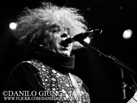 April 30th, 2013 - The Cage Theatre - Livorno - Melvins in concert