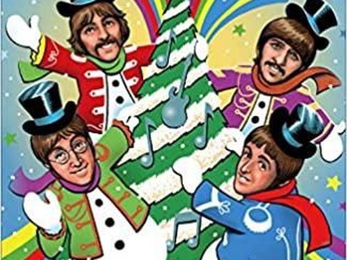 Diventano francobolli le copertine degli album dei Beatles