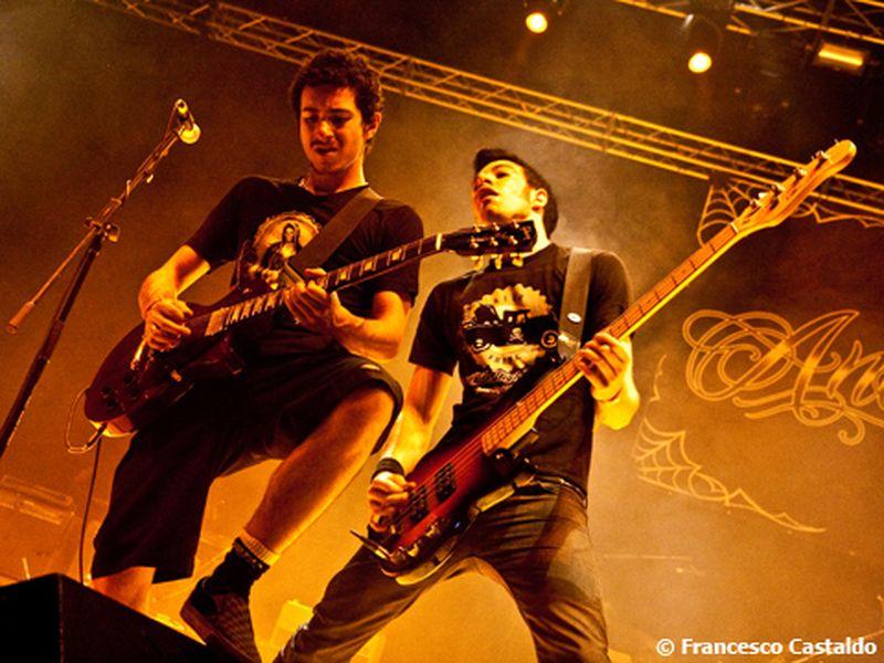 13 Giugno 2009 - PalaSharp - Milano - Andead in concerto