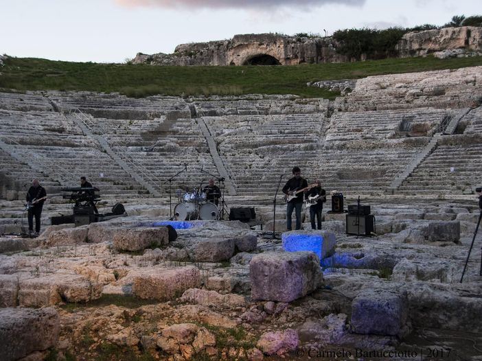 Pink's One, il tributo ai Pink Floyd con 'Echoes' al Teatro Greco di Siracusa - VIDEO