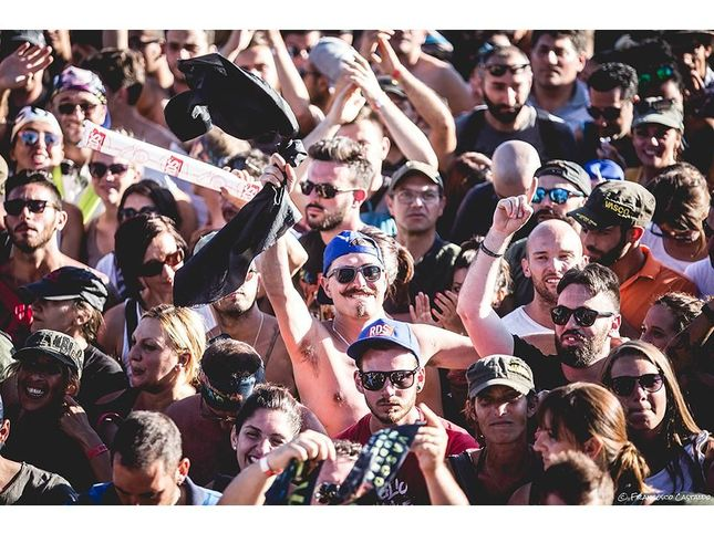 Live e Covid: a Barcellona tra poco il concerto-test