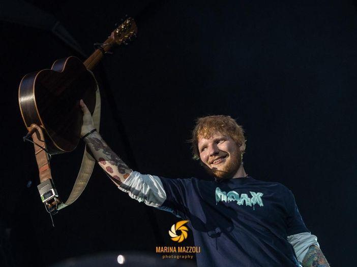 Ed Sheeran racconta come ha perso 20 chili