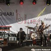 9 luglio 2021 - Chiari Blues Festival - Chiari (Bs) - Fabrizio Poggi in concerto