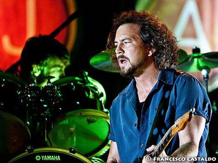 """I Pearl Jam suonano tutto """"Vs"""" live a Greenville - VIDEO, SETLIST"""