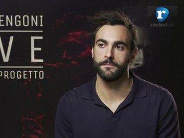 Marco Mengoni - L'album live e le canzoni inedite - la video intervista