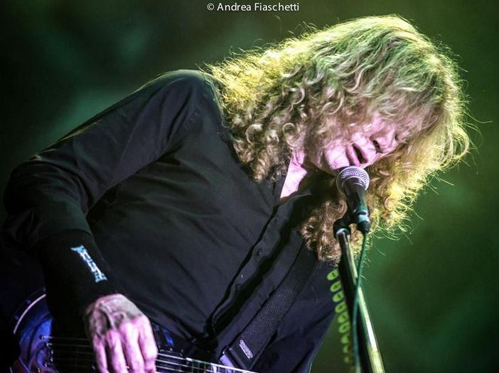 """Megadeth, Dave Mustaine: """"Il nuovo disco sarà forte e veloce"""""""
