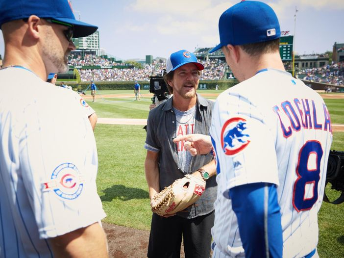 "I Pearl Jam e ""Let's play two"": la storia di Wrigley Field e dei Chicago Cubs"