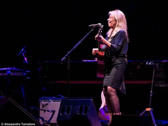 Concerti, Rickie Lee Jones in Italia a novembre