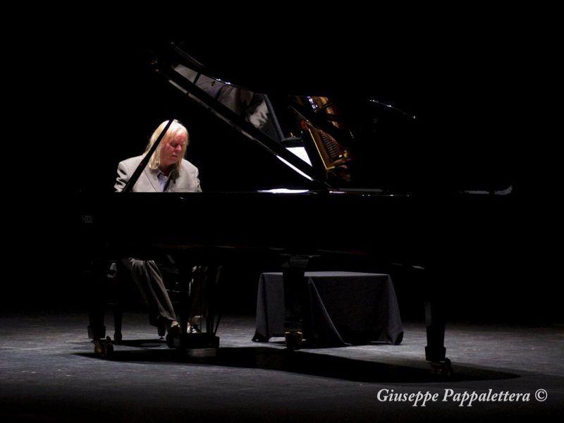 9 febbraio 2017 - Teatro Nuovo Giovanni da Udine - Udine - Rick Wakeman in concerto