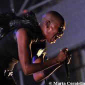 15 Luglio 2010 - Rock in Roma - Ippodromo delle Capannelle - Roma - Skunk Anansie in concerto