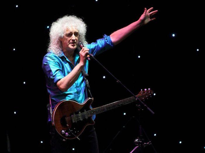 """Brian May: guarda il video di """"New Horizons"""", il suo primo singolo dopo venti anni"""
