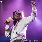 30 luglio 2014 - Ippodromo del Galoppo - Milano - Snoop Dogg in concerto