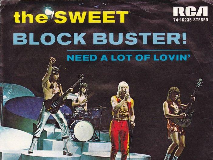 I Wanna Rock: Sweet