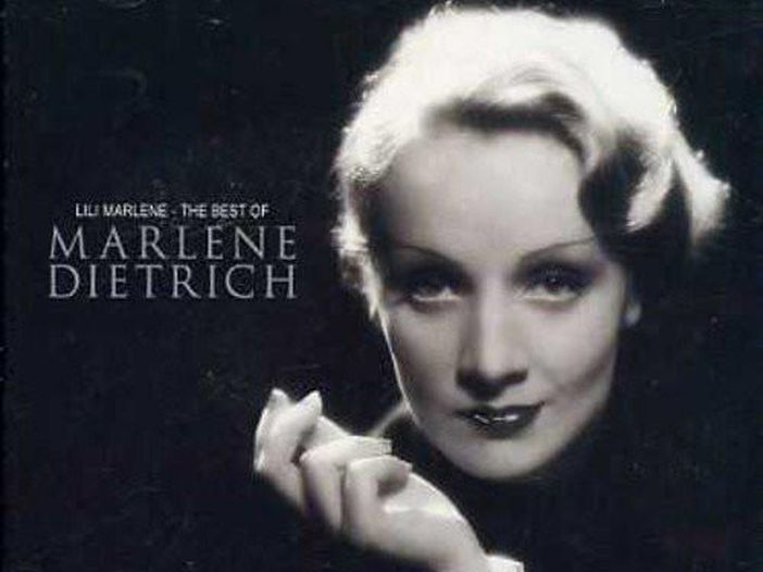 Marlene Dietrich, cantante: 'Lili Marlene' e le altre
