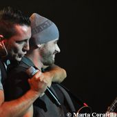30 Ottobre 2011 - PalaLottomatica - Roma - Modà in concerto