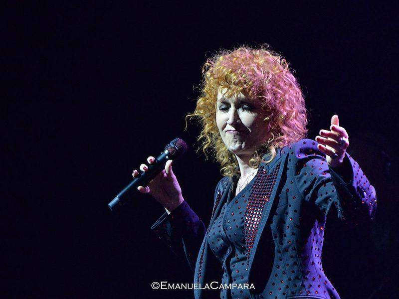 14 maggio 2019 - Teatro degli Arcimboldi - Milano - Fiorella Mannoia in concerto