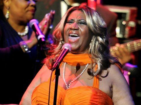 """Aretha Franklin, sospetti di auto-tune su """"Rolling in the deep"""""""