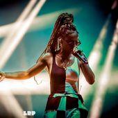 11 agosto 2019 - Sziget Festival - Budapest - IAMDDB in concerto