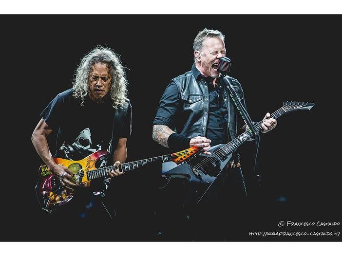 Metallica, addio a Paul Curcio: produsse l'album d'esordio della band