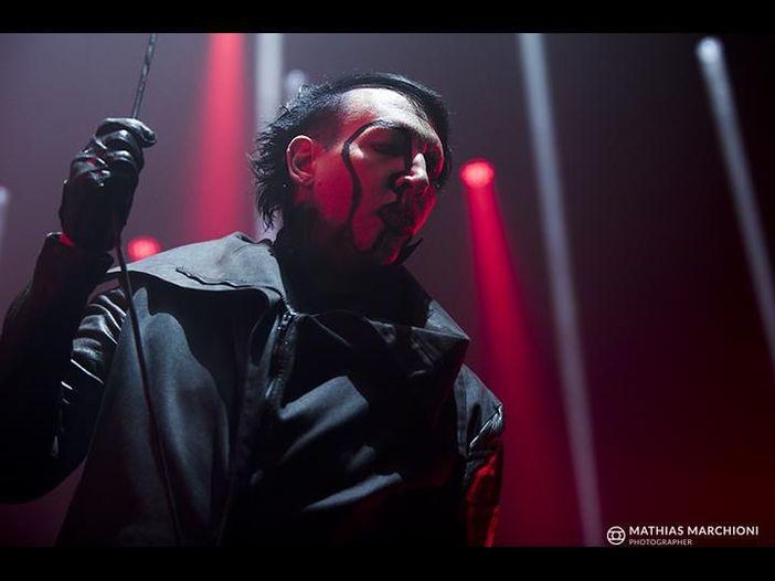 Concerti, Marilyn Manson: due live italiani il prossimo luglio