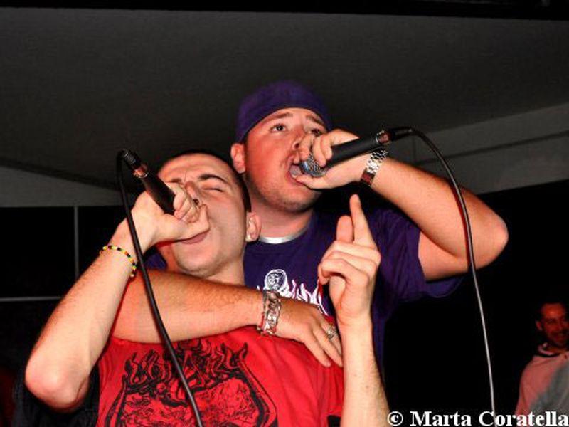 23 Ottobre 2010 - Mitreo - Roma - Unfamily in concerto