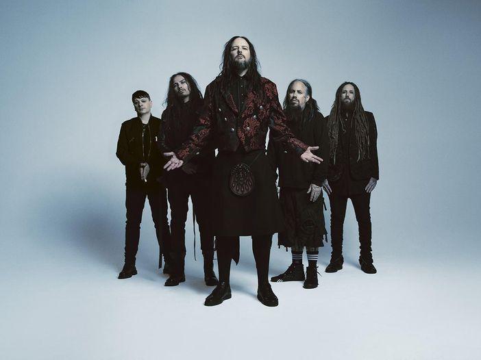 A fine marzo il live 'Family values' dei Korn
