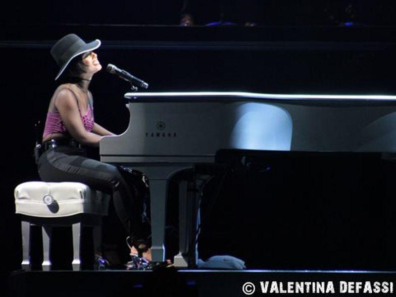 19 giugno 2013 - PalaOlimpico - Torino - Alicia Keys in concerto