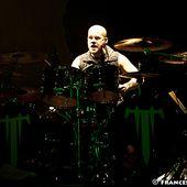 5 Novembre 2011 - Magazzini Generali - Milano - Trivium in concerto