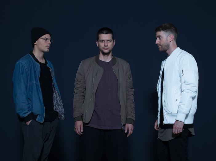Aucan presentano 'Black rainbow': 'La nostra è musica europea'