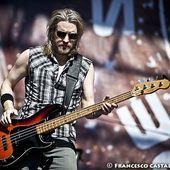 26 Giugno 2011 - Sonisphere Festival - Autodromo - Imola (Bo) - Cult in concerto