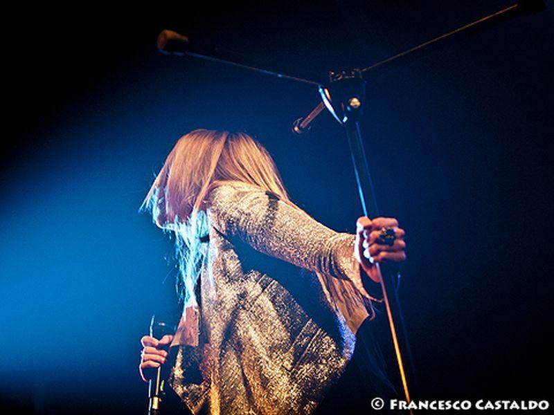 4 Dicembre 2011 - Alcatraz - Milano - Duke Spirit in concerto