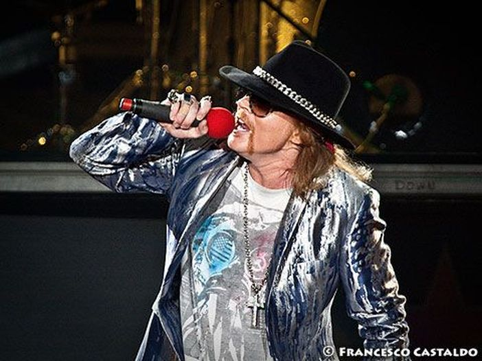 Guns N' Roses in studio dopo Las Vegas. Verso 'Chinese democracy 2'