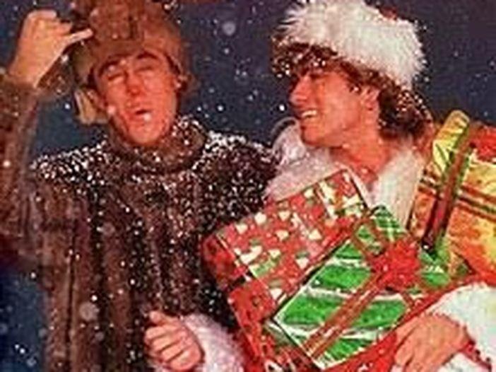 """Wham!. """"Last Christmas"""" finalmente al numero uno in UK!"""