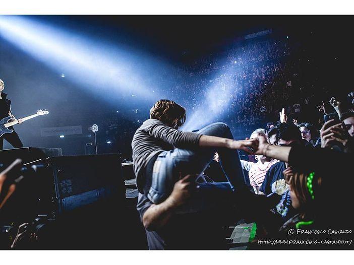 Green Day: guarda il video dal vivo di 'Father of all…'