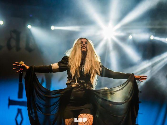 Lacuna Coil in concerto a novembre 2019 con Eluveitie e Infected Rain - BIGLIETTI