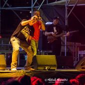 15 luglio 2014 - Goa Boa Festival - Arena del Mare - Genova - Sud Sound System in concerto