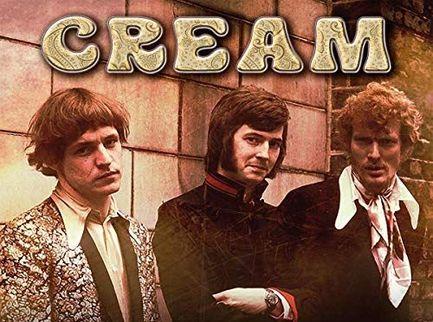 I Cream, quelli che alzarono il volume al blues